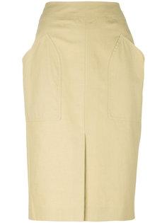 юбка с накладными карманами Stanton Isabel Marant