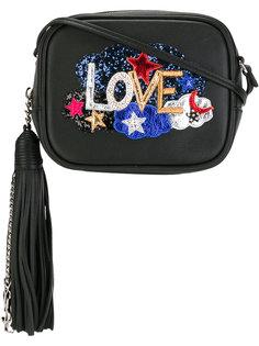 сумка через плечо Love Blogger Saint Laurent