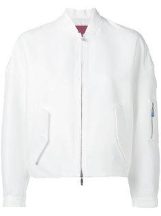 укороченная куртка Hanna Elyse Moncler Gamme Rouge