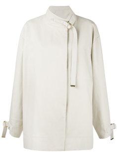 объемная куртка с ремешком Marni