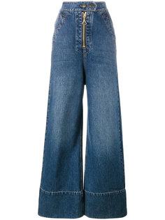 широкие джинсы Ellery