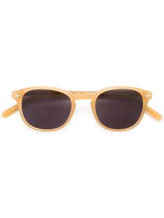 солнцезащитные очки в квадратной оправе Lesca