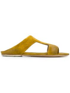 сандалии на плоской подошве Marsèll