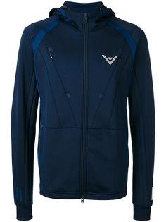 спортивная куртка с капюшоном Adidas By White Mountaineering