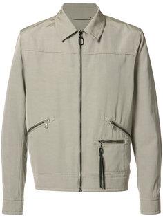 легкая куртка на молнии Lanvin