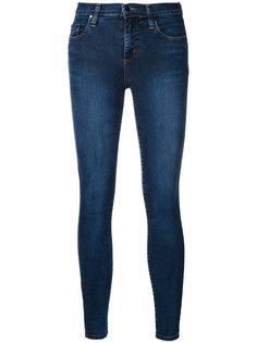 укороченные джинсы Geo Super Skinny Nobody Denim