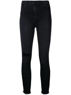 облегающие укороченные джинсы Siren Amused Nobody Denim