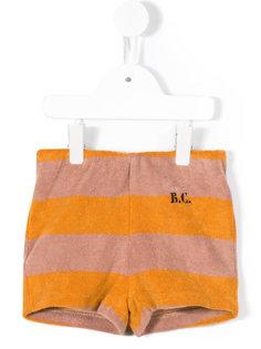 шорты в полоску Bobo Choses