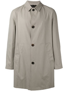 пальто в ломаную клетку Sealup