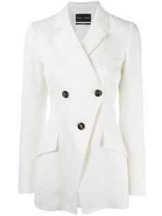 двубортный пиджак Proenza Schouler