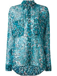 рубашка с леопардовым принтом Faith Connexion