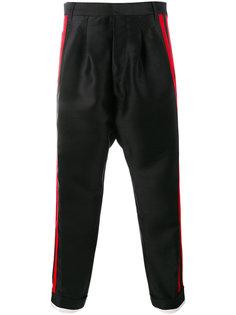 брюки с заниженной шаговой линией  Haider Ackermann