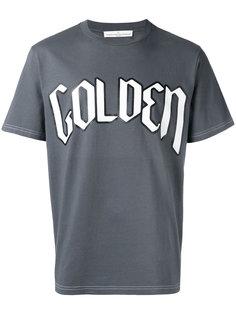 футболка Golden Golden Goose Deluxe Brand