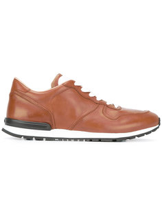 кроссовки на шнуровке Tods Tod`S