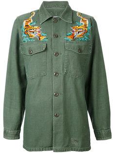 рубашка с вышивкой As65