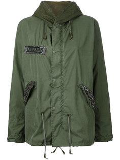 пальто с капюшоном U.S. Army As65