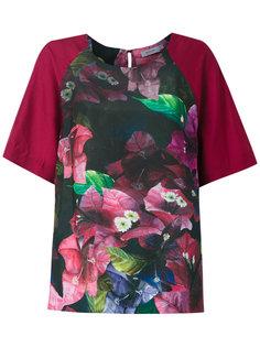 floral blouse Isolda