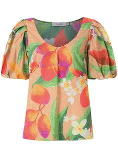 puffy sleeves blouse Isolda