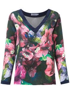 silk blouse Isolda