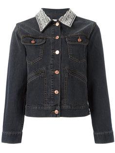 джинсовая куртка Christa  Isabel Marant Étoile