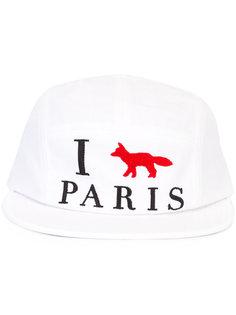 кепка I Paris  Maison Kitsuné