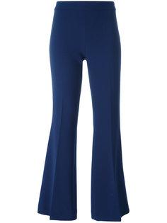 расклешенные брюки Boutique Moschino