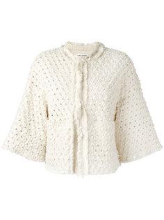 пиджак с укороченными рукавами Sonia Rykiel