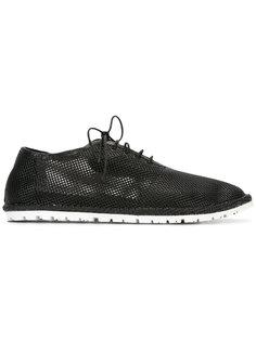 сетчатые туфли со шнуровкой Marsèll
