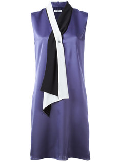 платье с завязками Lanvin