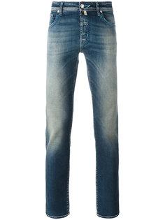 джинсы с аппликацией  Jacob Cohen