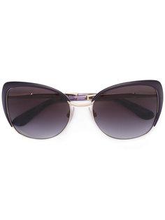 солнцезащитные очки кошачий глаз Dolce & Gabbana Eyewear