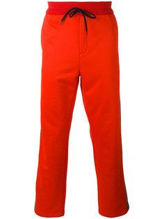 спортивные брюки с лампасами Golden Goose Deluxe Brand