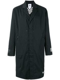 объемное пальто Adidas By White Mountaineering