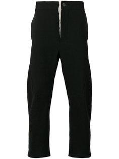 укороченные брюки кроя слим Cedric Jacquemyn