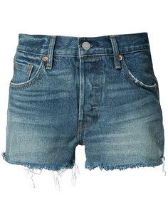 джинсовые шорты с необработанными краями Levis Levis®