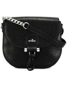 сумка через плечо с логотипом Hogan