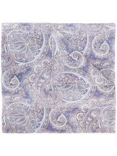 шарф с орнаментом Pal Zileri