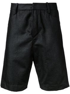 костюмные шорты со шлевками A New Cross