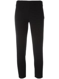 укороченные брюки Moschino