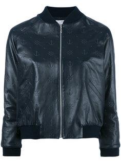 куртка с вышитым узором Roseanna