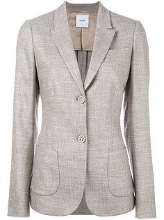 пиджак с застежкой на две пуговицы  Agnona