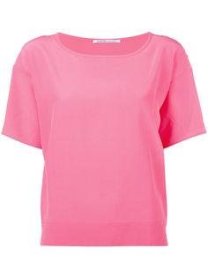 классическая футболка  Agnona