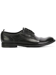 туфли-монки с ремешком Officine Creative