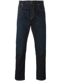прямые джинсы Polo Ralph Lauren