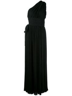 плиссированное платье Dsquared2