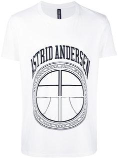 футболка с логотипом Essential  Astrid Andersen