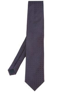 галстук с мелким клетчатым узором Pal Zileri