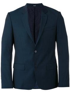 однобортный пиджак Kenzo