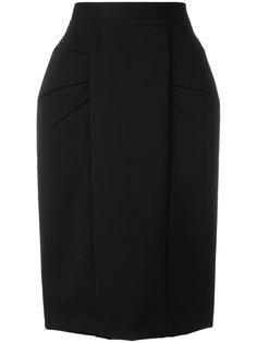 структурированная юбка Comme Des Garçons