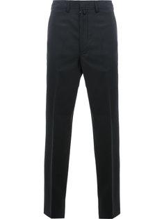 прямые костюмные брюки Lanvin
